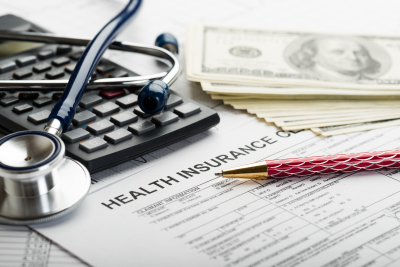 health care costs or medical insurance